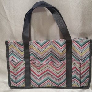 Thirty One Keep It Caddy in Party Punch NEW